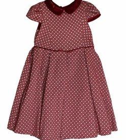 Jewel Jacquard Dress