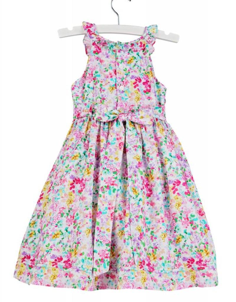 Luli & Me Lilac Peat Dress