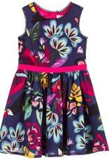Catimini Catimini Tropical Dress