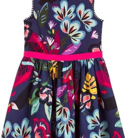 Catimini Catimini Tropical Dress