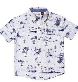 Fore Axel & Hudson Luau Shirt