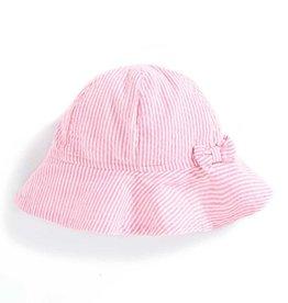 Pink Stripe Sun Hat