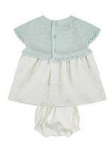 paz rodriguez Aquamarina Dress Set