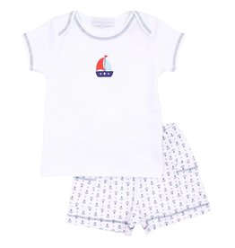 Set Sail Short Set