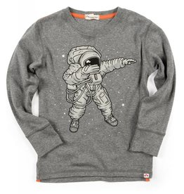 Appaman Grey Space Dab Tee