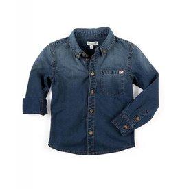 Appaman Remy Shirt Indigo