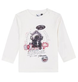 White Deep-Sea Diver Tee
