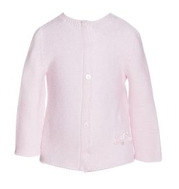 Patachou Pink Cardigan