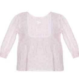 Patachou Pink Floral Blouse
