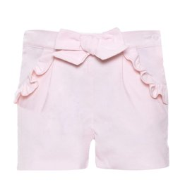 Patachou Pink Cord Shorts