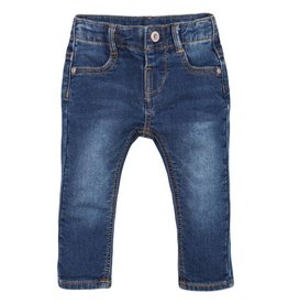 Blue Fleece Jeans