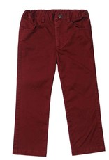 Fore Axel & Hudson Burgundy Twill Pant