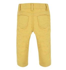 Boys Mustard Trouser