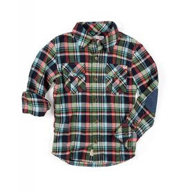 Appaman Vineyard Park Flannel Shirt
