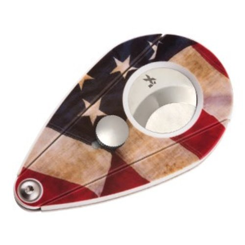 Xikar XIKAR Xi2 Cutter - American Flag