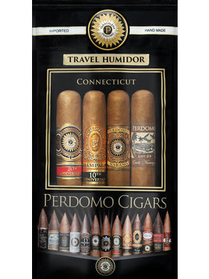 Perdomo Habano Perdomo 4 Cigar Sampler - Conn.