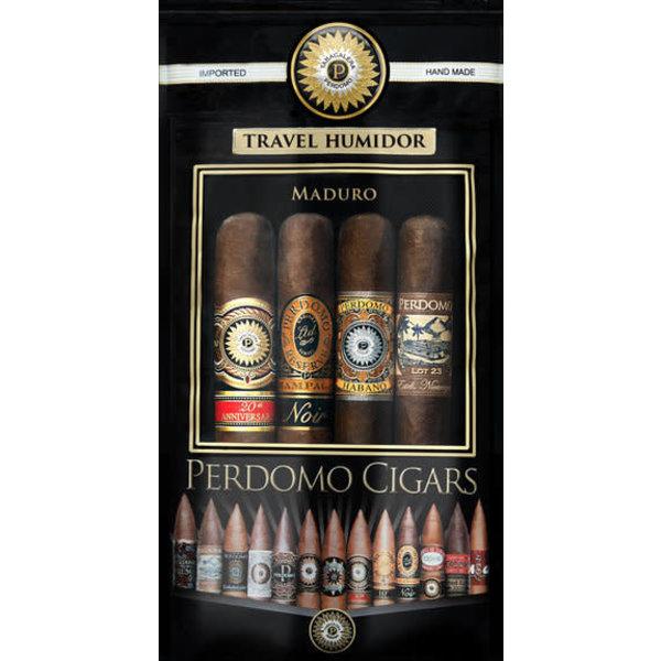 Perdomo 4 Cigar Sampler - Maduro