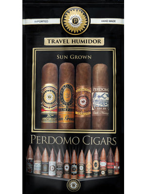 Perdomo Habano Perdomo 4 Cigar Sampler - Sun Grown