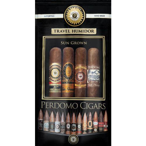 Perdomo Habano Perdomo 4 Cigar Sampler - Sun Grown