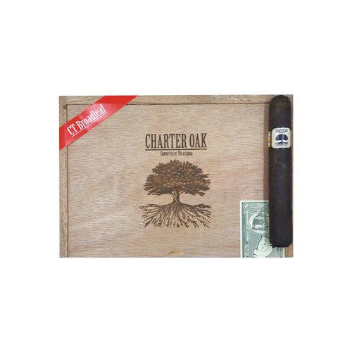 Charter Oak Charter Oak Grande Maduro - Box 20