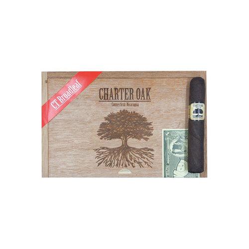 Charter Oak Charter Oak Rothchild Maduro - Box 20