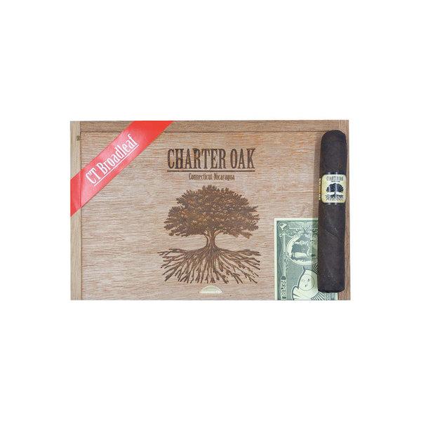 Charter Oak Rothchild Maduro - Box 20