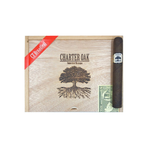 Charter Oak Charter Oak Toro Maduro - Box 20