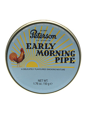 Peterson Pipe Tobacco Peterson Pipe Tobacco - Early Morning 50g
