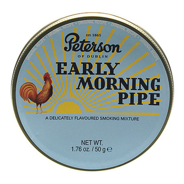 Peterson Pipe Tobacco - Early Morning 50g