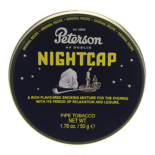 Peterson Pipe Tobacco Peterson Pipe Tobacco - Nightcap 50g