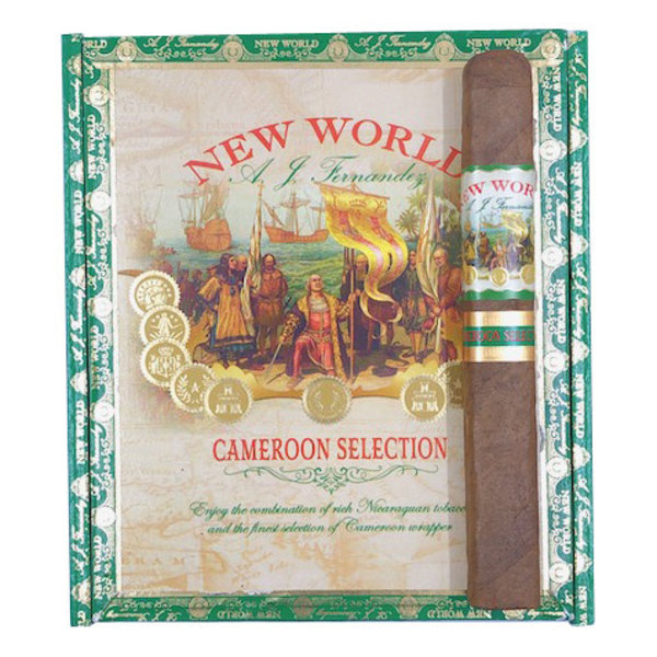 New World Cameroon Toro - Box 20