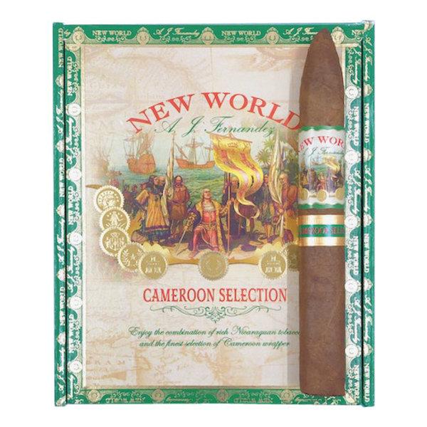 New World Cameroon Torpedo - Box 20