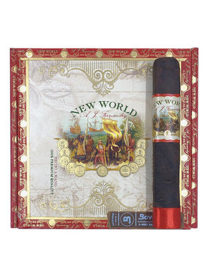 AJ Fernandez New World New World Oscuro Robusto - Box 21