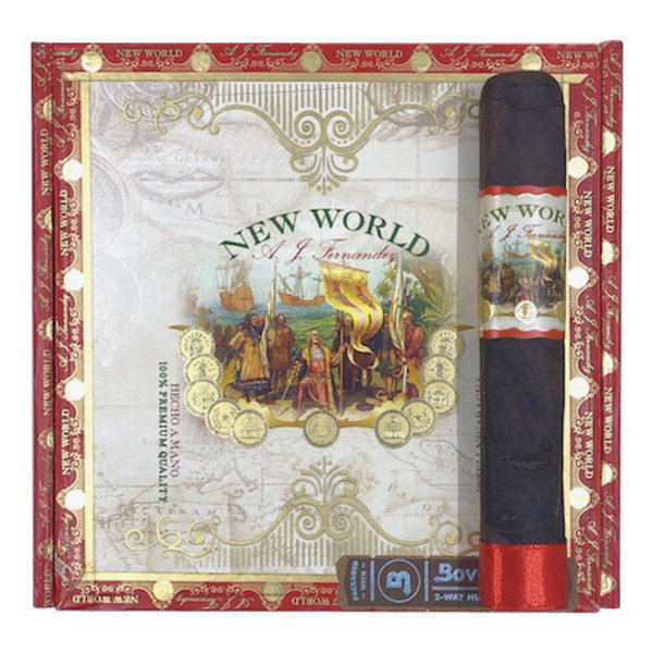 New World Oscuro Robusto - Box 21