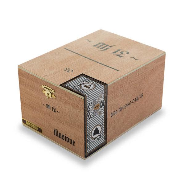 Illusione Maduro -mj12- Toro Gordo - Box 20