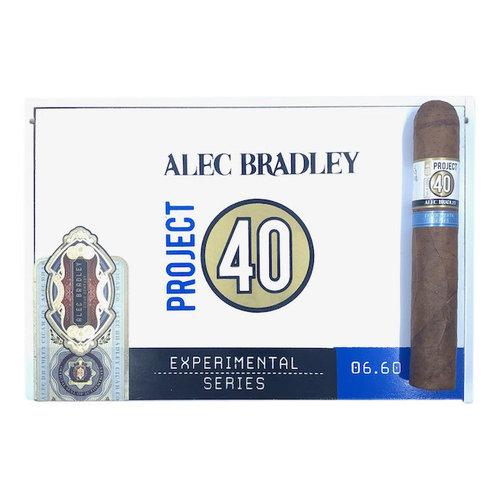 Project 40 by Alec Bradley Project 40 Gordo 6x60 - Box 24