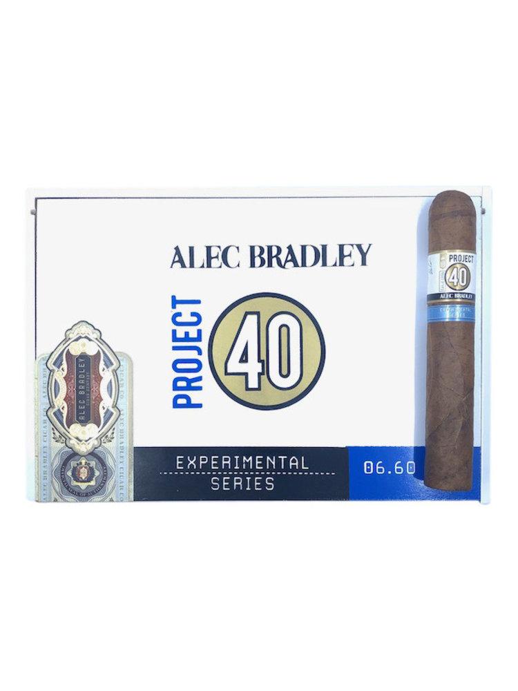 Project 40 by Alec Bradley Project 40 Gordo 6x60 - Box 20