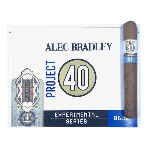 Project 40 by Alec Bradley Project 40 Toro 06.52 - Box 20