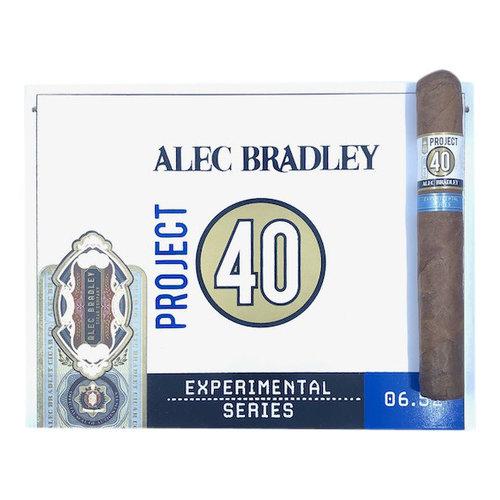 Project 40 by Alec Bradley Project 40 Toro 06.52 - single