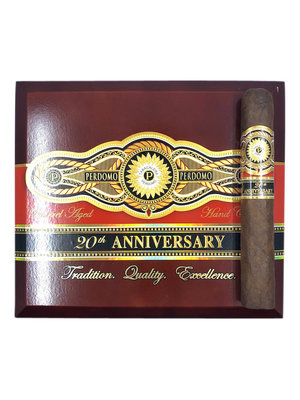 Perdomo 20th Anniversary Perdomo 20th Ann. Sun Grown Epicure - Box 24