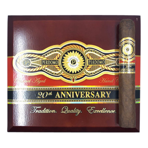 Perdomo 20th Anniversary Perdomo 20th Ann. Sun Grown Epicure - single