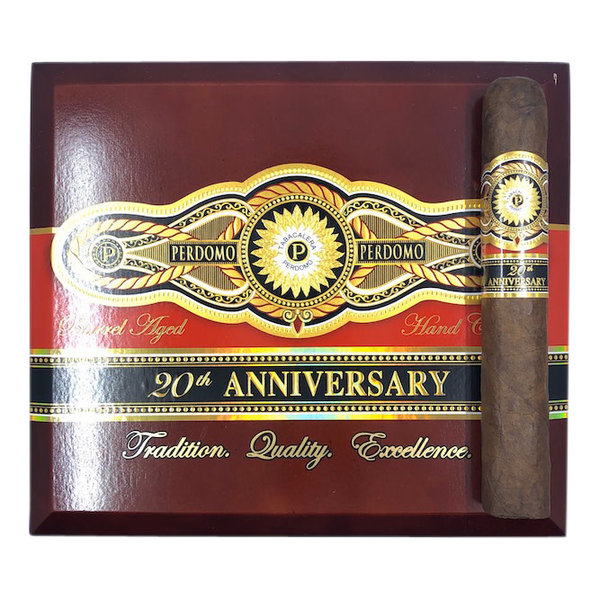 Perdomo 20th Ann. Sun Grown Epicure - single