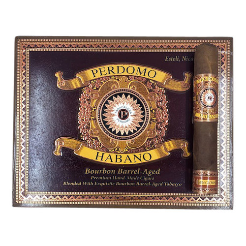 Perdomo Habano Perdomo Habano Sungrown Robusto - single