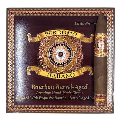Perdomo Habano Perdomo Habano Sungrown Torpedo - Box 24