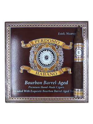 Perdomo Habano Perdomo Habano Maduro Torpedo - Box 24