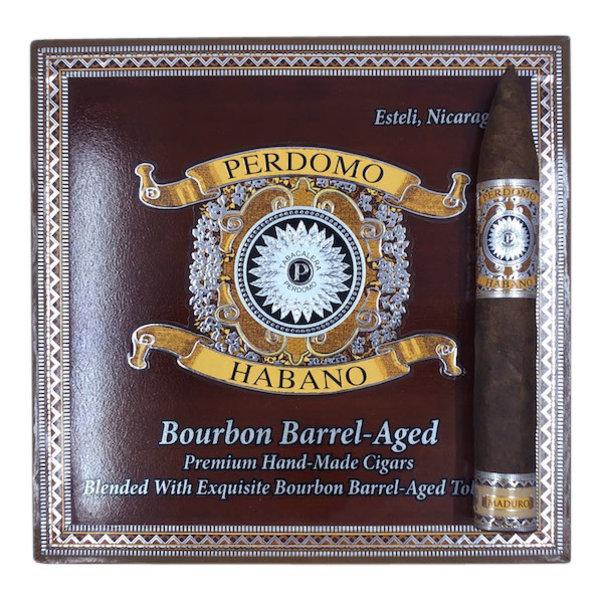Perdomo Habano Maduro Torpedo - Box 24