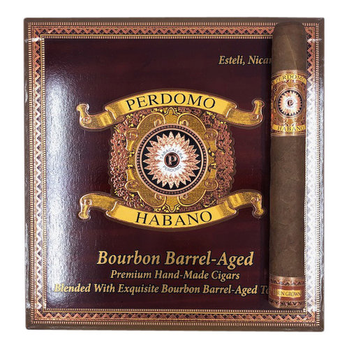 Perdomo Habano Perdomo Habano Sungrown Churchill - Box 24