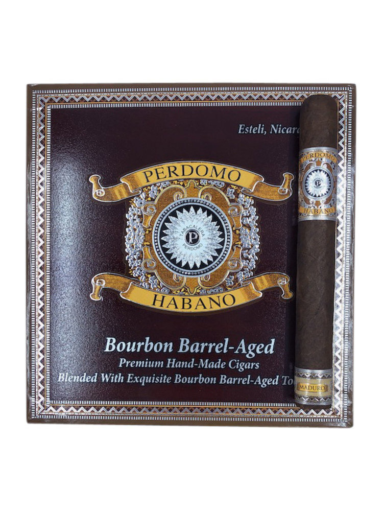 Perdomo Habano Perdomo Habano Maduro Churchill - single