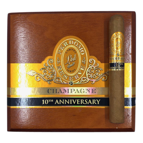 Perdomo Champagne Perdomo Champagne Connecticut Epicure - Box 25