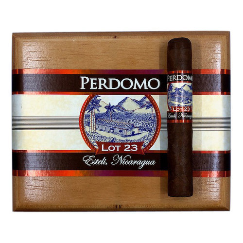 Perdomo Lot 23 Perdomo Lot 23 Robusto Sun Grown - Box 24